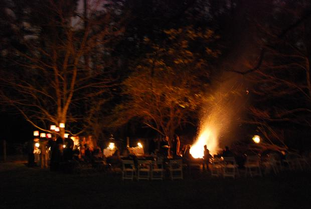 The Bonfire, 2008
